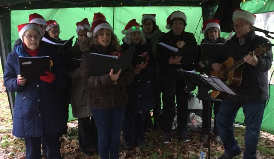HCC Choir 8 Dec 2018